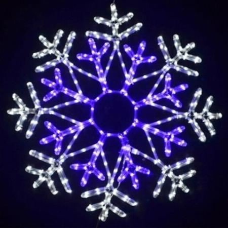 Rope Light Snowflake 80cm led blue and white rope light snowflake christmas light silhouette 80cm led blue white rope light snowflake christmas light silhouette audiocablefo